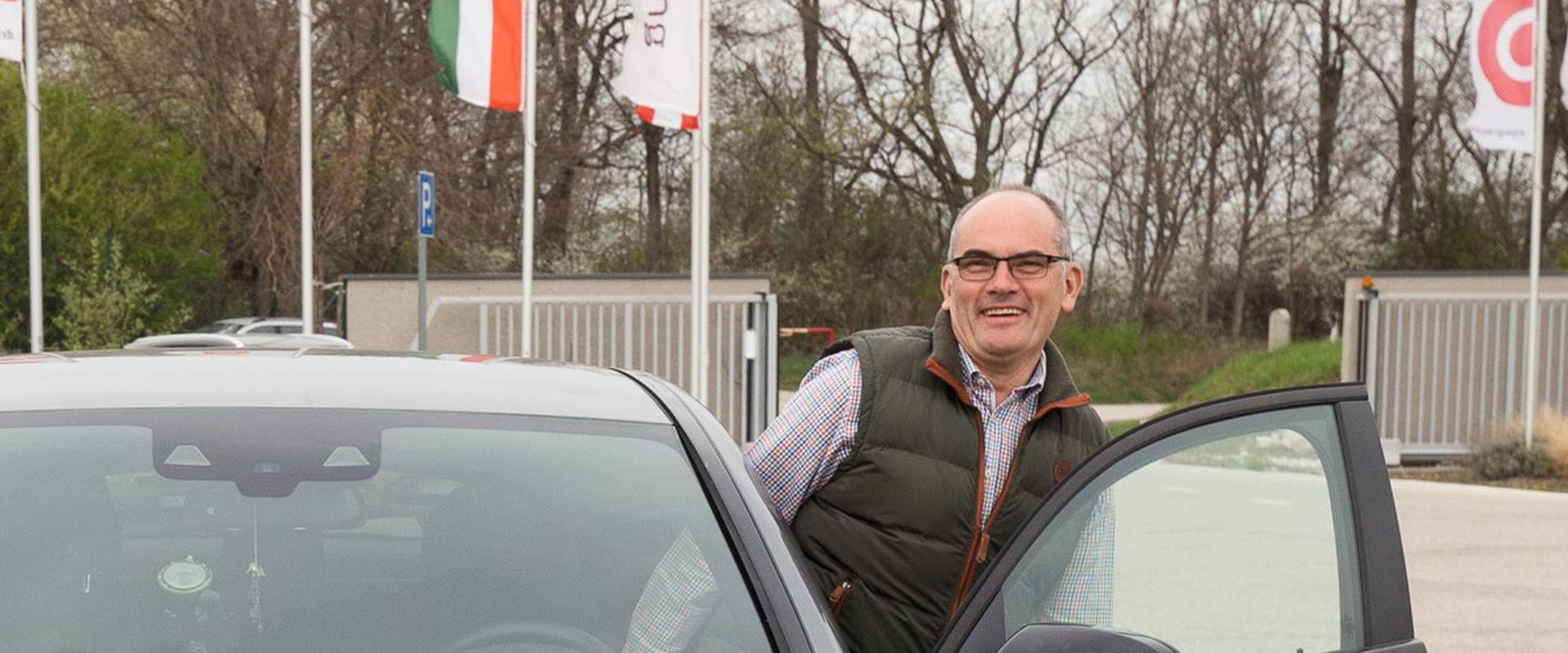 Gundel Takács Gábor - Márkanagykövet Mercedes - Benz