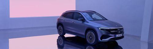 Ismerkedjen meg a Mercedes-EQ világával és az új EQA modellel!