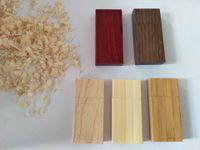 Vír fa / bambusz pendrive