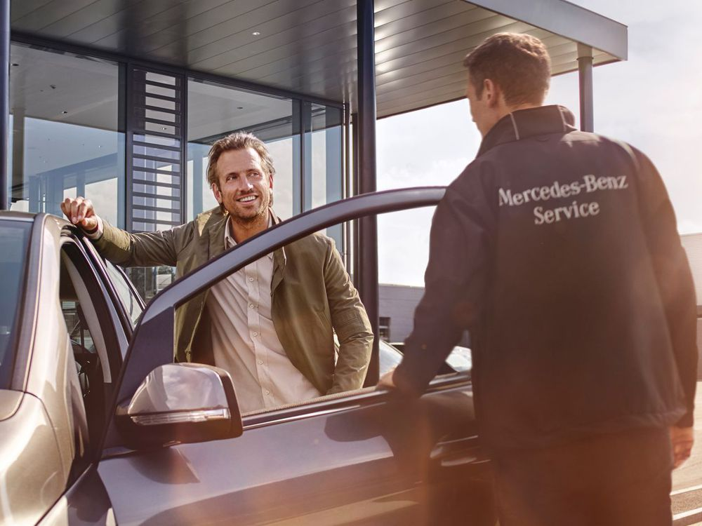 Mercedes - Benz szerviz tanácsadó állás - Tatabánya