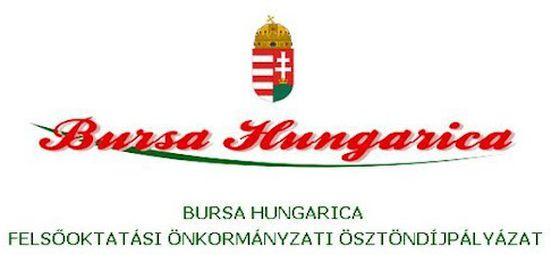 BURSA HUNGARICA felsőoktatási ösztöndíj pályázat felhívás