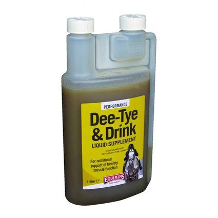 """EQUIMINS DEE-TYE &DRINK LIQUID-Izomláz """"Tying-up"""" szindróma elleni oldat 1L"""