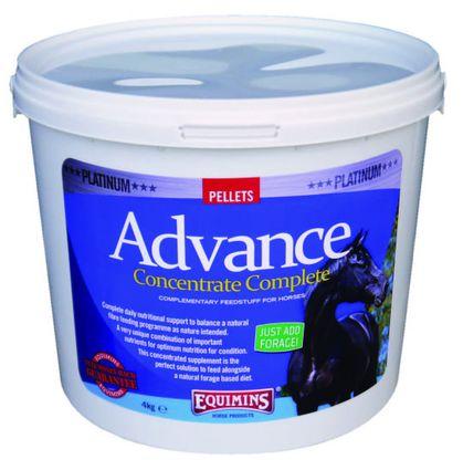 EQUIMINS ADVANCE COMPLETE-koncentrált táplálékkiegészítő vitamin por 2kg