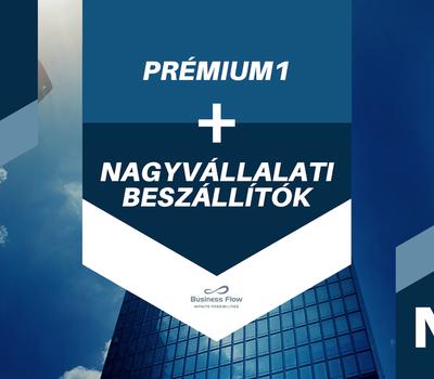 Prémium 1 Klub _ Nagyvállalati Beszállítók » üzleti találkozó