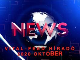 VITAL-FEED HÍRADÓ 2020 OKTÓBER
