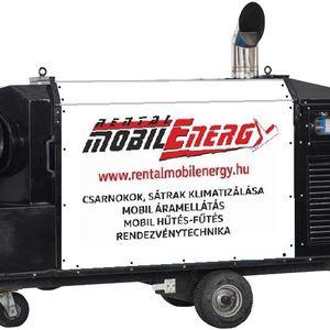 Gázolajas fűtő berendezés 100 - 320 kW
