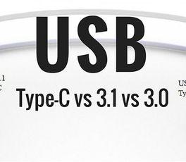 USB 3.1 bemutató, infók a Type C csatlakozóról