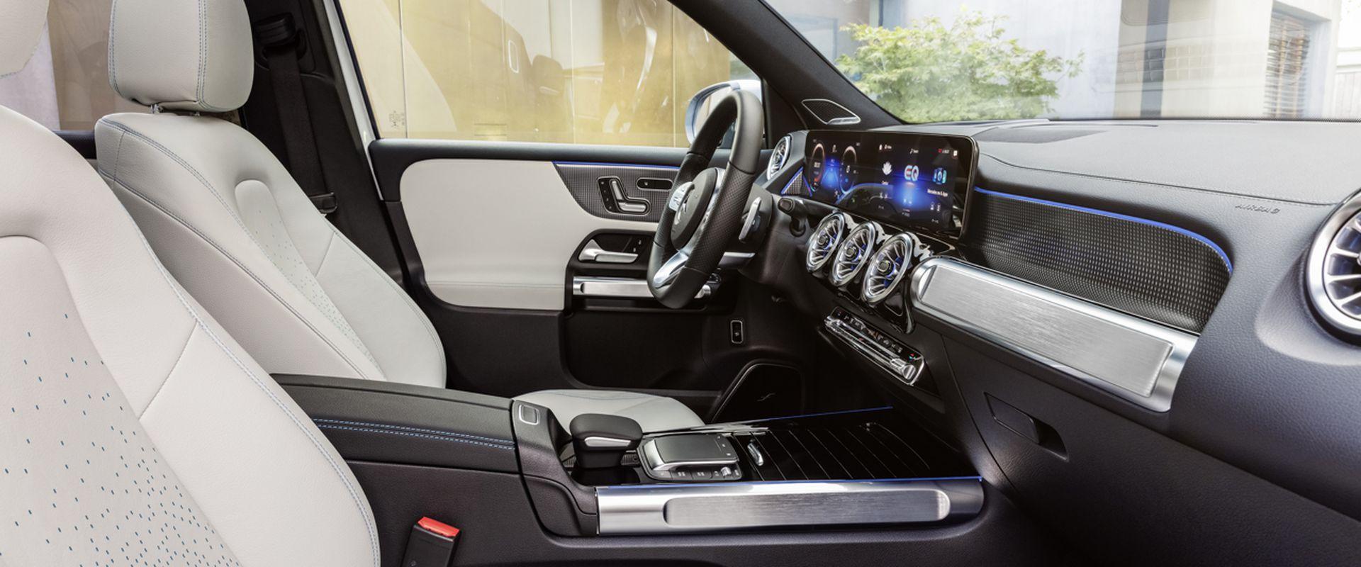 Elektromobilitás családi csomagban: megérkezett az új EQB a Mercedes-EQ-tól