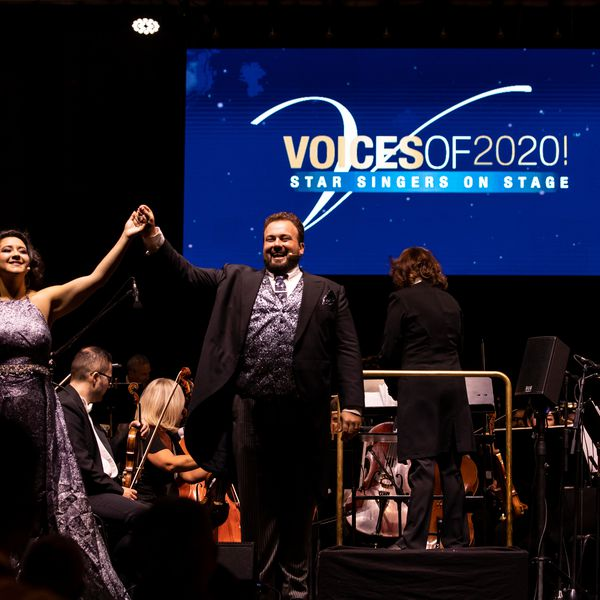 THE VOICES OF 2020!