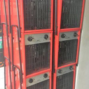 Elektromos hőlégbefúvók 9 kW