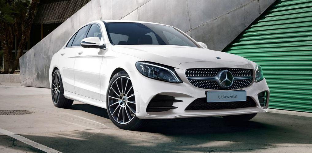 Mercedes-Benz C-osztály Limited Edition modellek