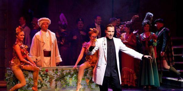 A denevér / Budapesti Operettszínház