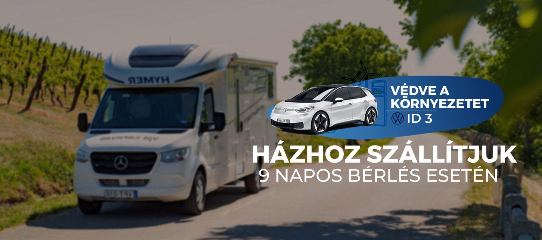 Házhozszállítás Magyarországon!