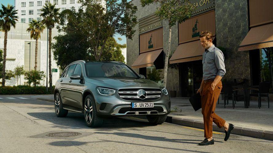 Mercedes-Benz GLC SUV Limited Edition modellek
