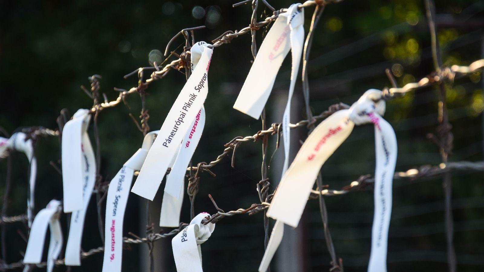 A Páneurópai Piknik 31. évfordulójára emlékeztek