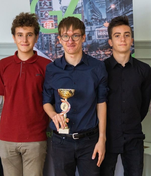 Licista fiúk voltak a legjobbak a Neumann 2020-on