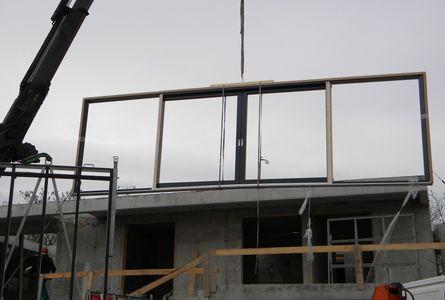 Beépítés