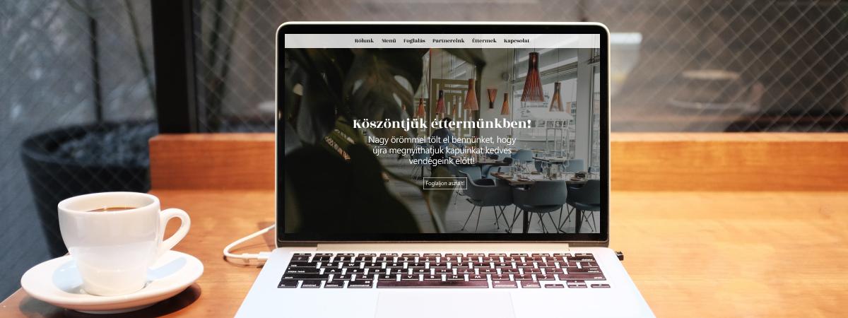 Weboldal tippek éttermeknek és szállodáknak