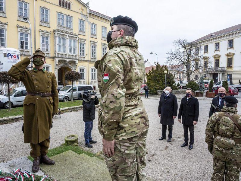 Hűség napja: megemlékeztek a soproni népszavazásról
