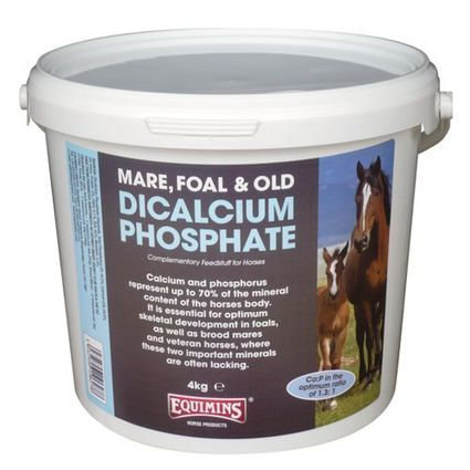 EQUIMINS DICALCIUM PHOSPHATE-Dikalcium foszfát 4 kg