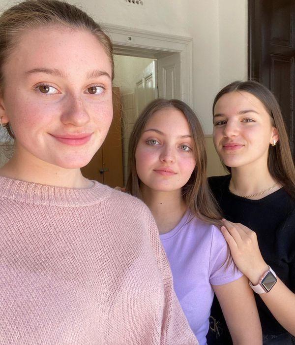 Az Erdélyi lányok csapata a 4. helyen végzett a történelem versenyen