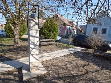 Sopronbánfalva - népszavazási emlékmű
