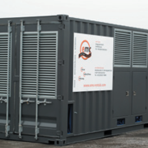 Transformator 5000 kVA - 2x2500kVA