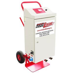 Mobil elektromos vízmelegítő kazán-18 - 40 kW