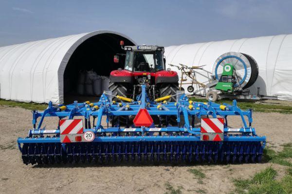 FARMET Triolent TX470NS kultivátor