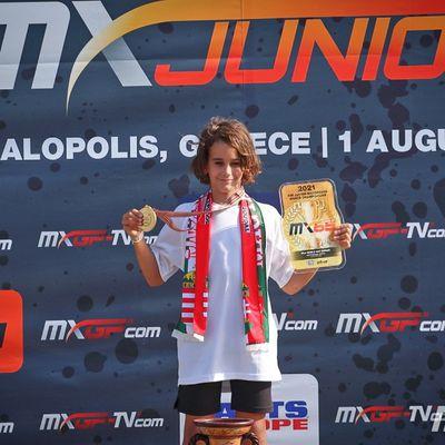 Junior VB: Görögország