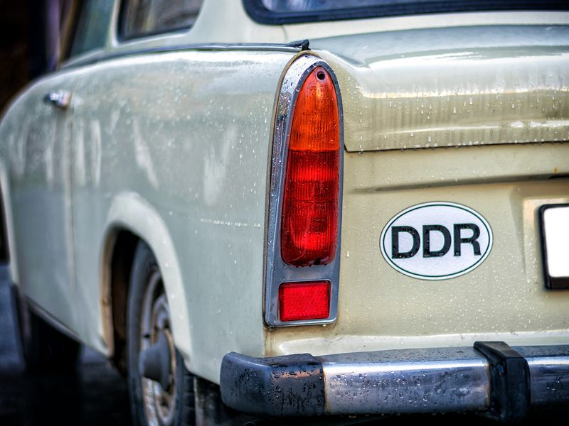 Follow the history with Trabi