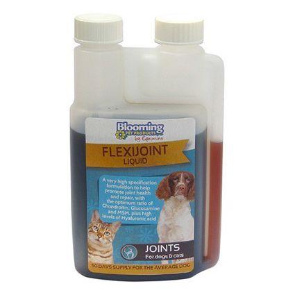 EQUIMINS FLEXIJOINT izületi folyadék kutyáknak és macskáknak 250ml