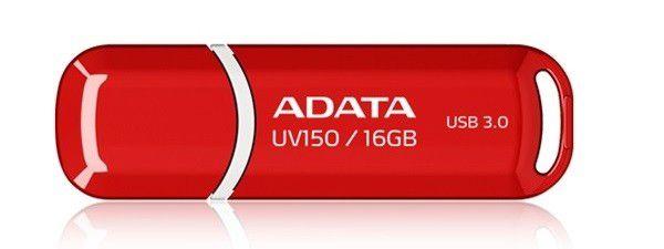 ADATA 16GB USB3.0 Piros (AUV150-16G-RRD) Flash Drive