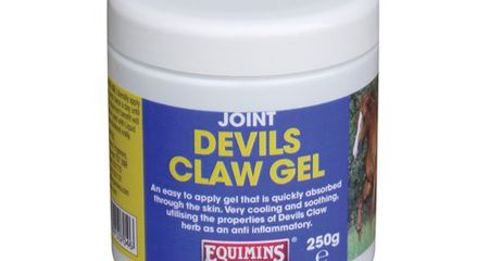 EQUIMINS DEVILS CLAW GEL 500g