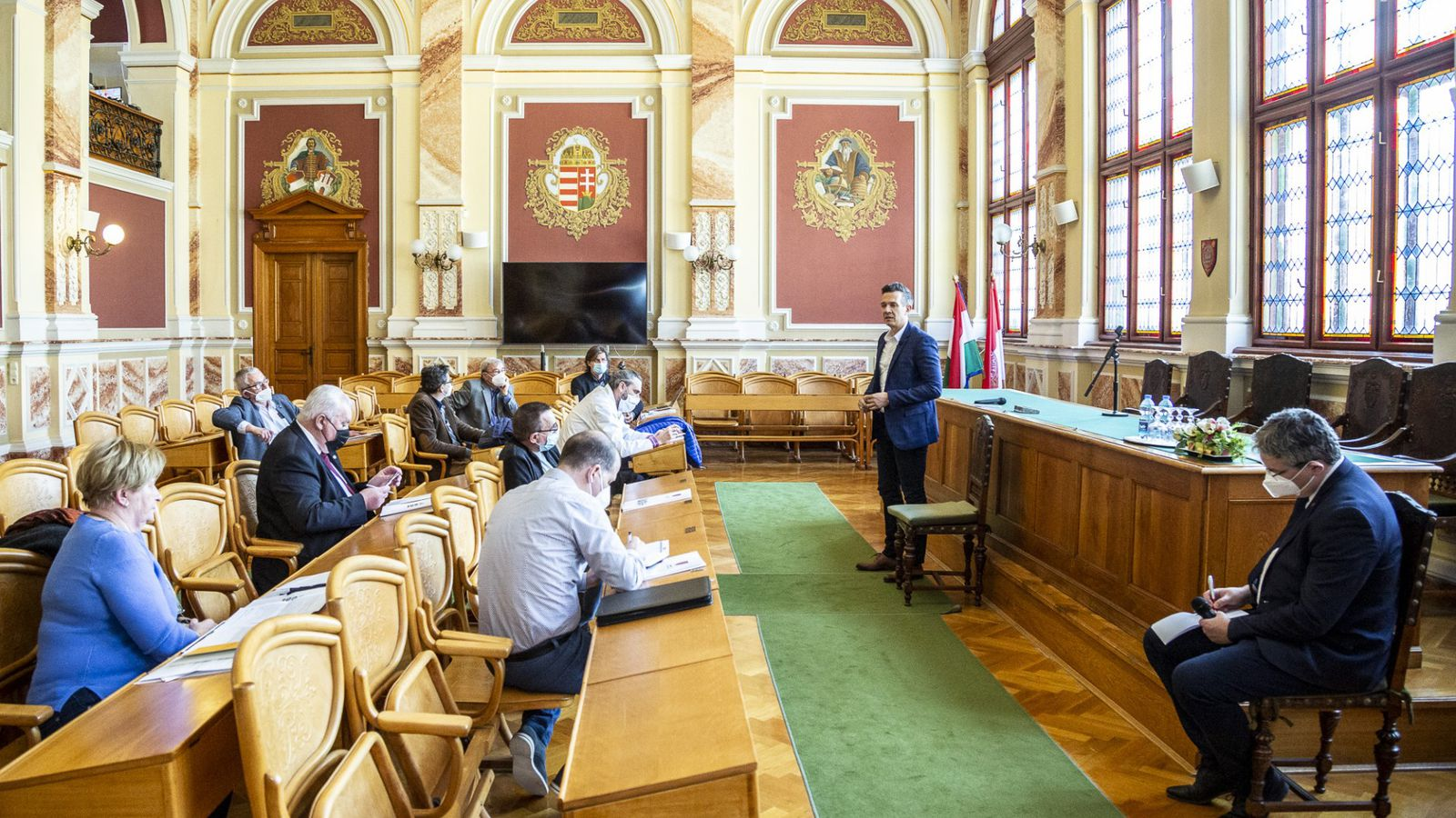 Emlékbizottság a centenárium alkalmából