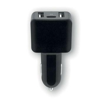 USB autós töltő