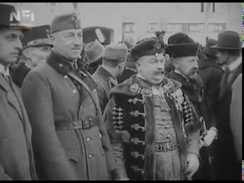 Korabeli felvételek a soproni népszavazásról