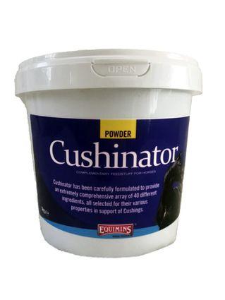 EQUIMINS CUSHINATOR– Kiegészítő takarmány Cushing kóros, inzulin rezisztens, metabolikus szindrómás lovak számára 1 kg