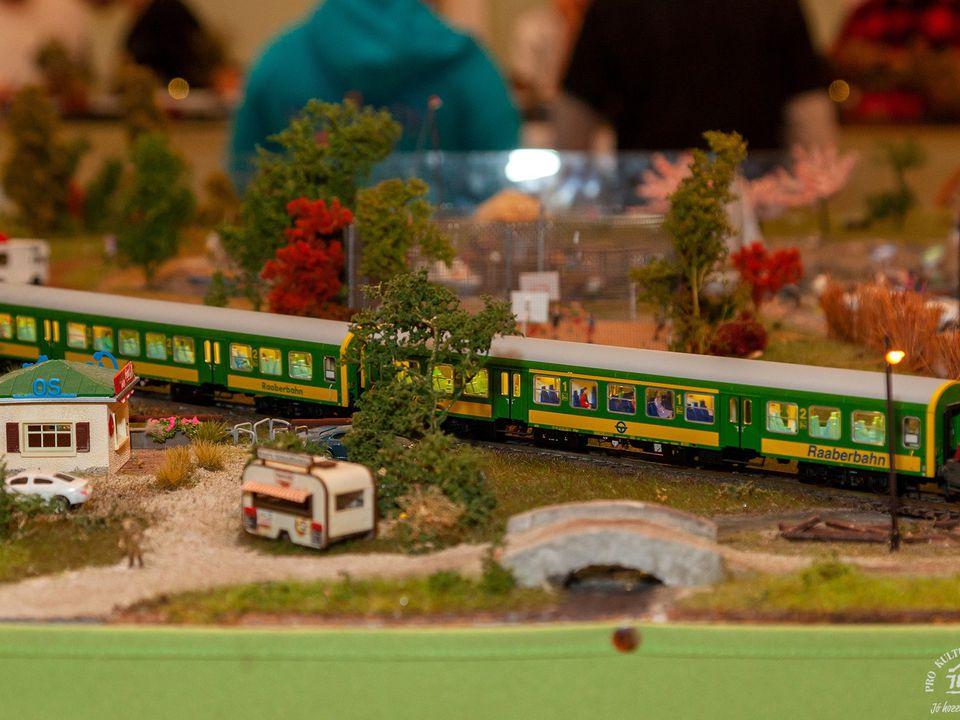 Erfolgreiche Modelleisenbahn-Ausstellung