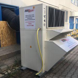Mobil klíma berendezés - 40kW