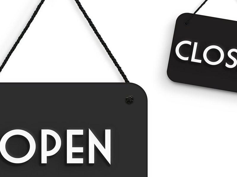 Az újranyitáshoz nem elég a zárva táblát megfordítani