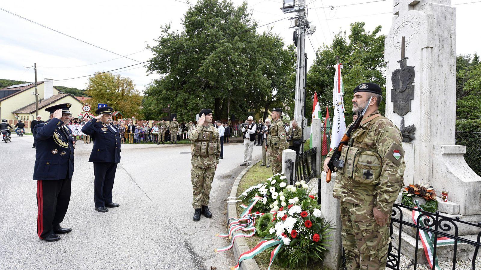 Fegyverrel Nyugat-Magyarországért