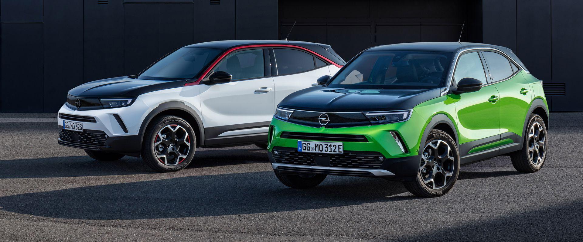 Testre szabott új Opel Mokka, Ultimate és GS Line csúcsfelszereléssel
