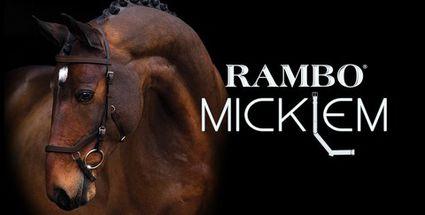 KANTÁR HORSEWARE RAMBO MICKLEM COMPETITION