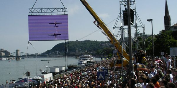 2006.Red Bull Air Race - komplett áramellátás