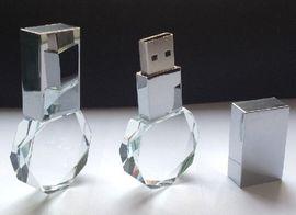 Rundo üvegkristály pendrive