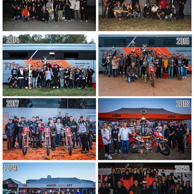 A legsikeresebb hazai motocross csapat lettünk!