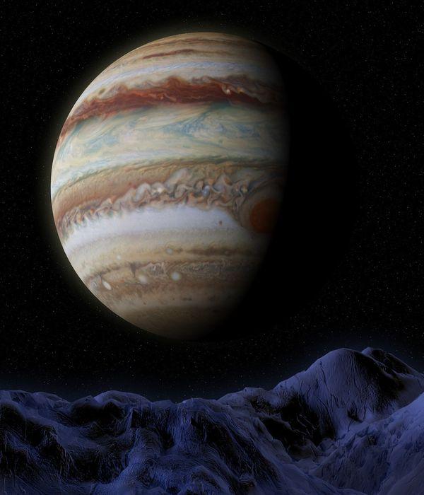 Turistaút a Líceumtól a Jupiter holdjáig