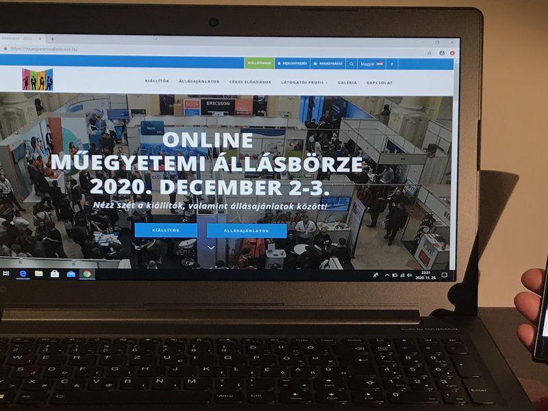 Megnyitott az ország legnagyobb online állásbörzéje