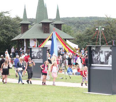 Pan-European Picnic Memorial Park - Festive commemoration